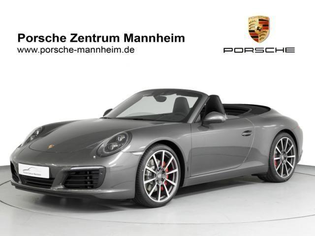 verkauft porsche 911 carrera s cabriol gebraucht 2016 km in mannheim. Black Bedroom Furniture Sets. Home Design Ideas