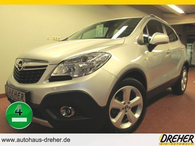verkauft opel mokka edition allrad 1 4 gebraucht 2013. Black Bedroom Furniture Sets. Home Design Ideas