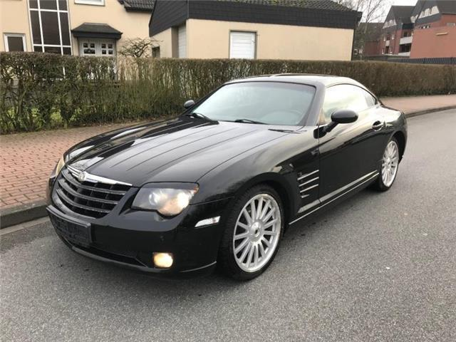 120 gebrauchte chrysler crossfire chrysler crossfire gebrauchtwagen. Black Bedroom Furniture Sets. Home Design Ideas