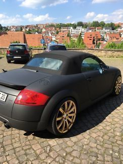 verkauft audi tt roadster tt 8n tt t gebraucht 2000 km in denkendorf. Black Bedroom Furniture Sets. Home Design Ideas