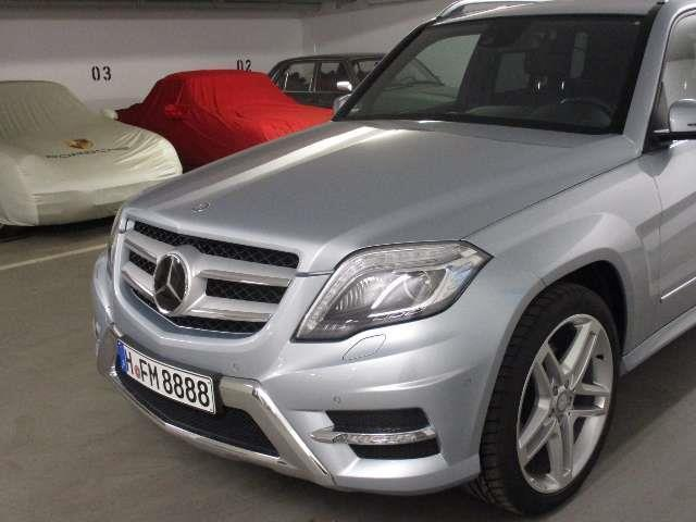 Verkauft Mercedes Glk350 4matic Amg S Gebraucht 2012 24 039 Km