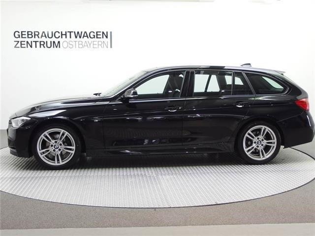 verkauft bmw 320 d touring aut m spor gebraucht 2014. Black Bedroom Furniture Sets. Home Design Ideas