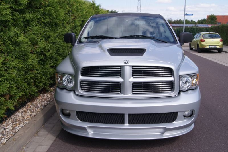 verkauft dodge ram srt 10 viper v10 sc gebraucht 2004 km in magdeburg. Black Bedroom Furniture Sets. Home Design Ideas