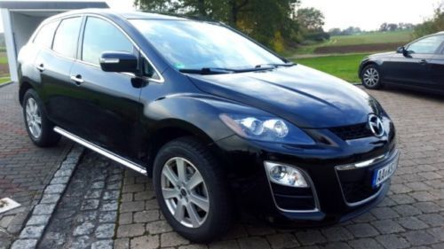 gebraucht 2 3 mzr exclusive line top zustand mazda cx 7 2009 km in iggingen. Black Bedroom Furniture Sets. Home Design Ideas