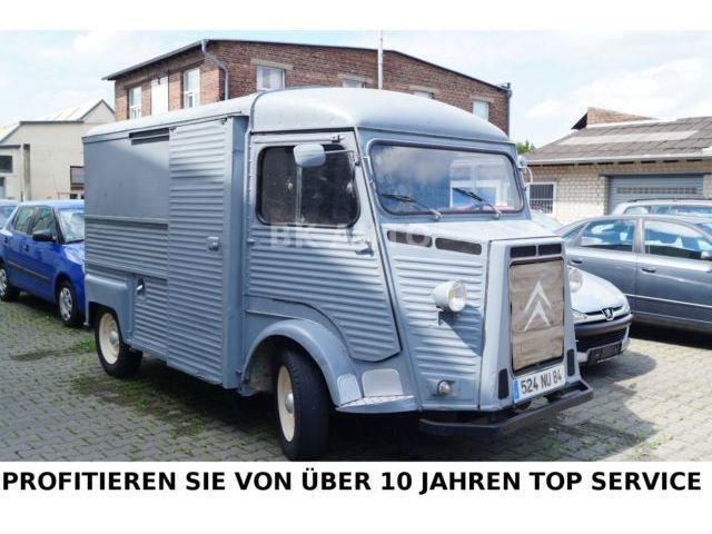 verkauft citro n hy food truck verkauf gebraucht 1970 8. Black Bedroom Furniture Sets. Home Design Ideas
