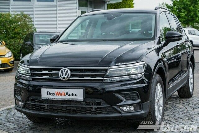 gebraucht 2018 vw tiguan 2 0 benzin 180 ps 35415 pohlheim autouncle. Black Bedroom Furniture Sets. Home Design Ideas