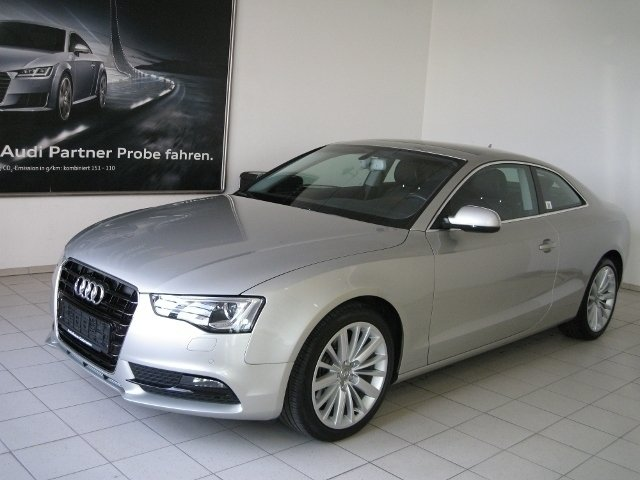 Audi a5 coupe 30 tdi gebrauchtwagen