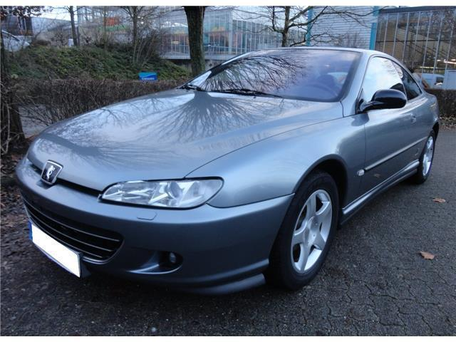 verkauft peugeot 406 coupe hdi platinu gebraucht 2005 km in bergisch gladbach. Black Bedroom Furniture Sets. Home Design Ideas