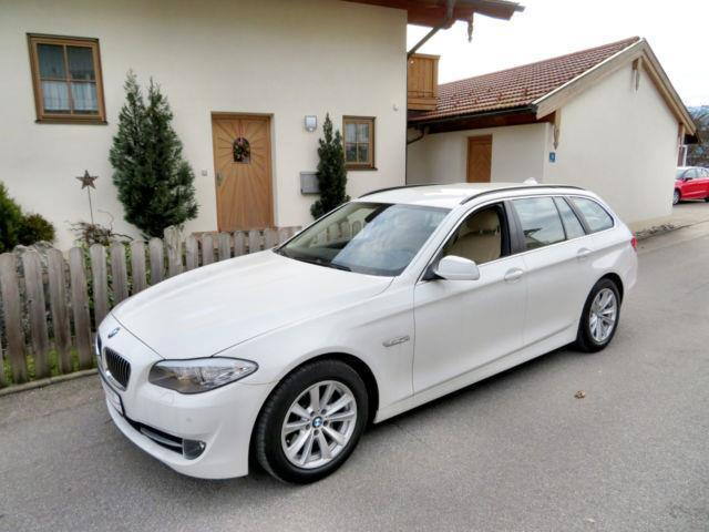 verkauft bmw 525 d touring aut gebraucht 2011 km in rottenburg an de. Black Bedroom Furniture Sets. Home Design Ideas