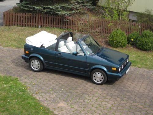 verkauft vw golf cabriolet automatik gebraucht 1992. Black Bedroom Furniture Sets. Home Design Ideas