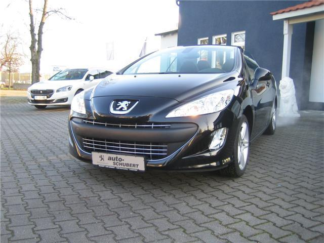 verkauft peugeot 308 cc hdi fap 140 pl gebraucht 2011 km in obertraubling. Black Bedroom Furniture Sets. Home Design Ideas