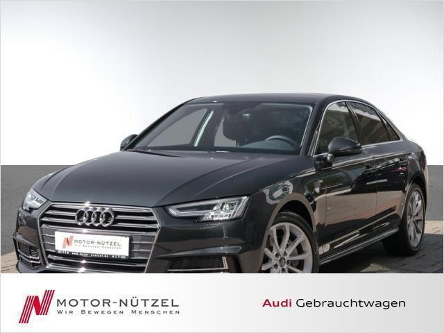 verkauft audi a4 limousine ambiente gebraucht 2011 km in pondorf. Black Bedroom Furniture Sets. Home Design Ideas