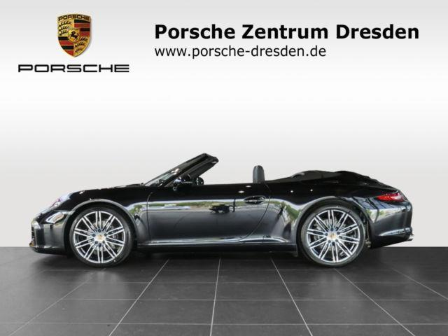 verkauft porsche 991 911 cabrio black gebraucht 2015 km in dresden. Black Bedroom Furniture Sets. Home Design Ideas