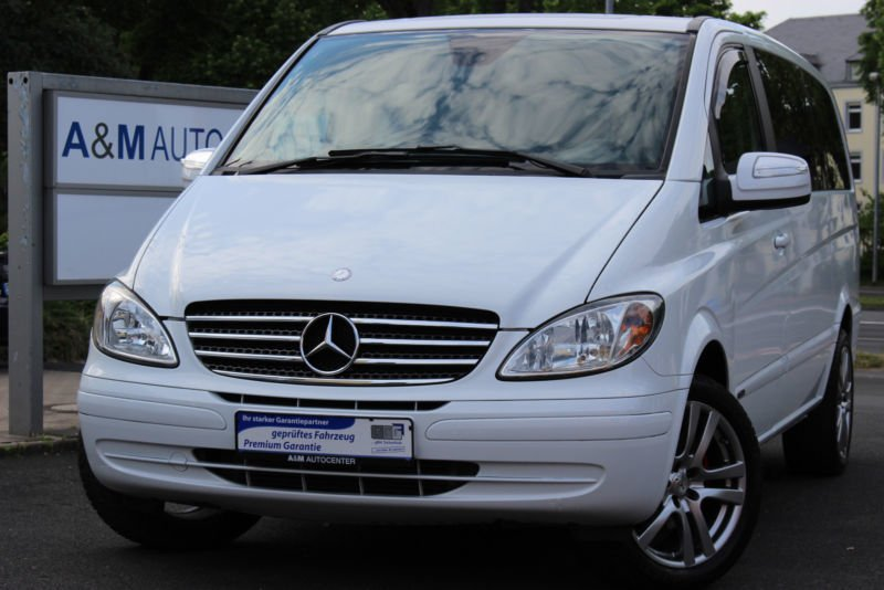 verkauft mercedes viano 2 0 cdi activ gebraucht 2009 km in enkirch mosel. Black Bedroom Furniture Sets. Home Design Ideas