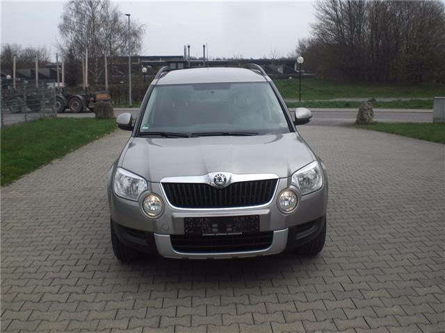 verkauft skoda yeti 2 0 tdi ambition gebraucht 2010 80. Black Bedroom Furniture Sets. Home Design Ideas