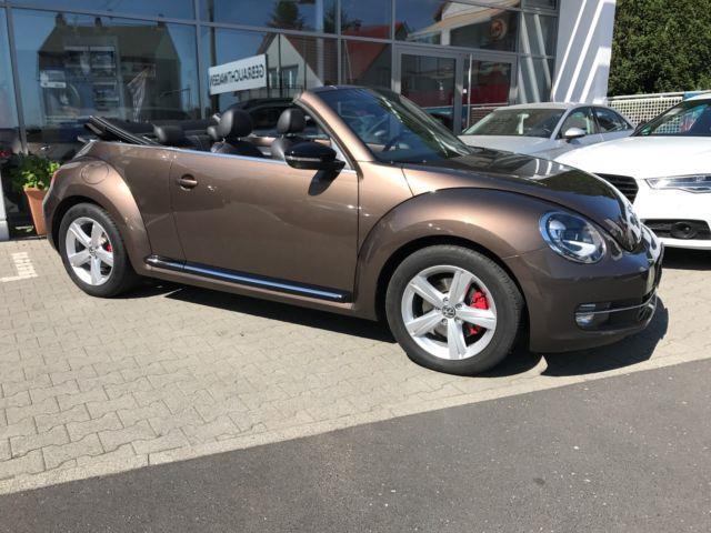 verkauft vw beetle cabriolet sport 2 0 gebraucht 2014 km in frankfurt. Black Bedroom Furniture Sets. Home Design Ideas