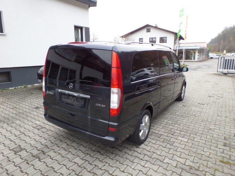 verkauft mercedes viano 3 0 cdi activi gebraucht 2007 km in warthausen. Black Bedroom Furniture Sets. Home Design Ideas