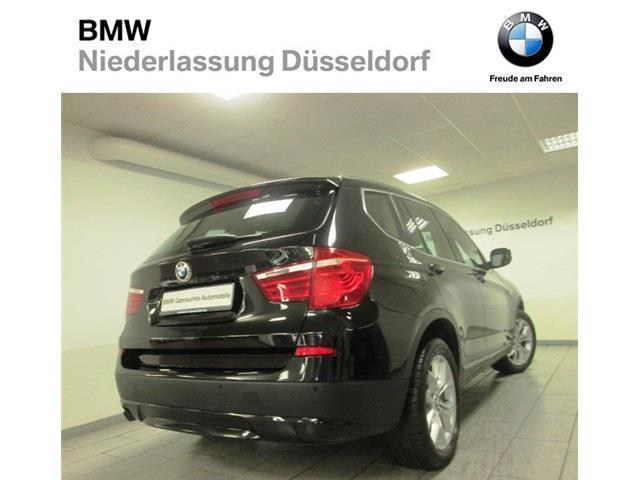 gebraucht xdrive20d bmw x3 2012 km in friedrichshafen. Black Bedroom Furniture Sets. Home Design Ideas