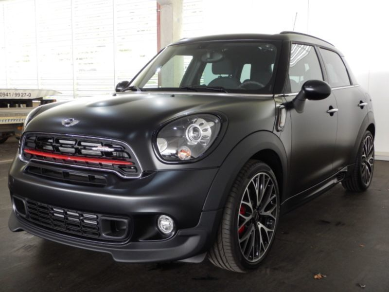 verkauft mini john cooper works countr gebraucht 2015 km in leverkusen. Black Bedroom Furniture Sets. Home Design Ideas
