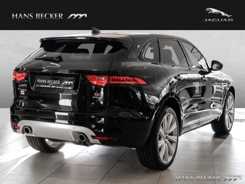 verkauft jaguar f pace s awd first edi gebraucht 2016 2. Black Bedroom Furniture Sets. Home Design Ideas