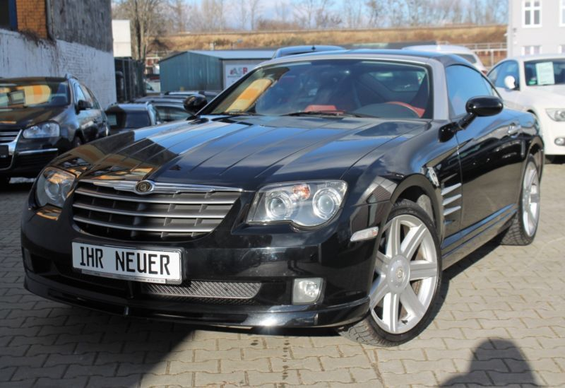 verkauft chrysler crossfire 3 2 automa gebraucht 2006 km in berlin. Black Bedroom Furniture Sets. Home Design Ideas