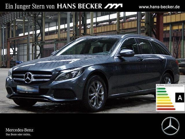 gebraucht Mercedes C200 D Avantgarde LED Avantg Ext Exclusiv Inter