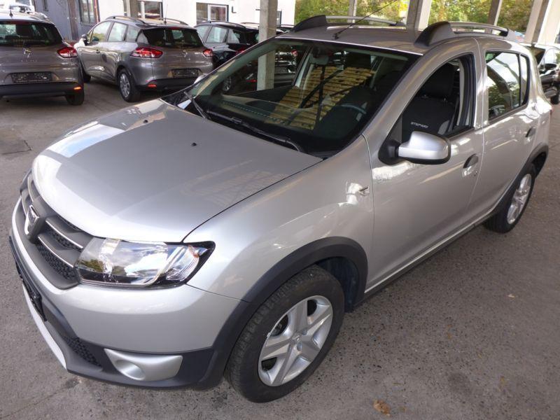 Verkauft Dacia Sandero Stepway Tce 90 Gebraucht 2017 18 000 Km