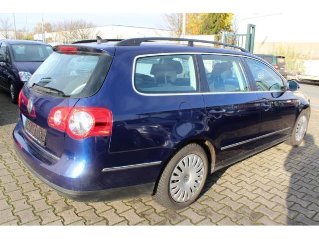 verkauft vw passat variant comfortline gebraucht 2008 km in dortmund. Black Bedroom Furniture Sets. Home Design Ideas