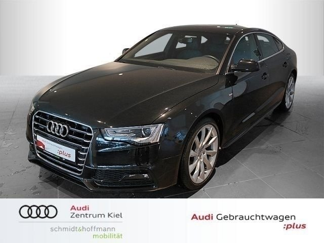 verkauft audi a5 sportback 3 0 tdi qua gebraucht 2016. Black Bedroom Furniture Sets. Home Design Ideas
