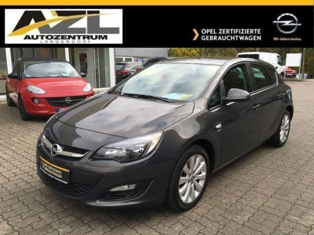verkauft opel astra 1 4 turbo active gebraucht 2013 km in wei enfels. Black Bedroom Furniture Sets. Home Design Ideas