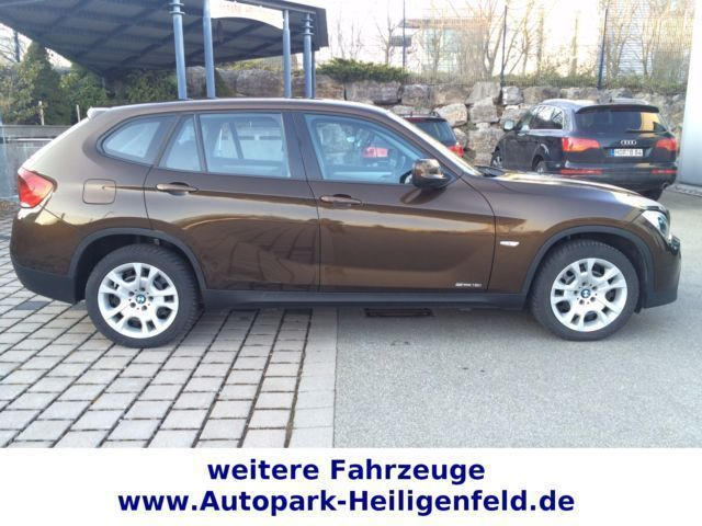 verkauft bmw x1 sdrive18i automatik pa gebraucht 2010. Black Bedroom Furniture Sets. Home Design Ideas
