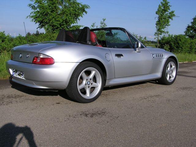 Verkauft Bmw Z3 Roadster 1 9i Klima Gebraucht 2001