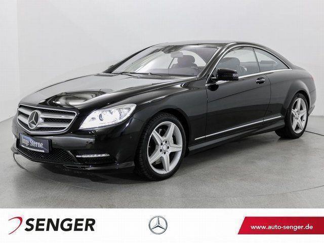 gebraucht Mercedes CL500 AMG-Sport