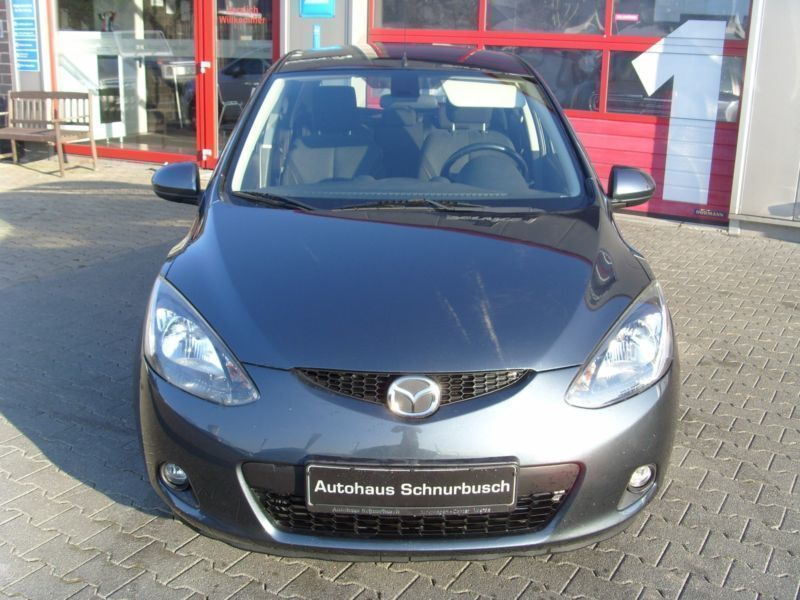 verkauft mazda 2 1 3 klima gebraucht 2008 km in gosheim. Black Bedroom Furniture Sets. Home Design Ideas