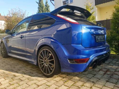 verkauft ford focus 2 5 rs t v bis 4 2 gebraucht 2009 km in stockach. Black Bedroom Furniture Sets. Home Design Ideas