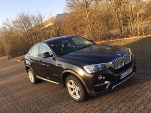 verkauft bmw x4 xdrive20d xline gebraucht 2016 km in beckingen. Black Bedroom Furniture Sets. Home Design Ideas