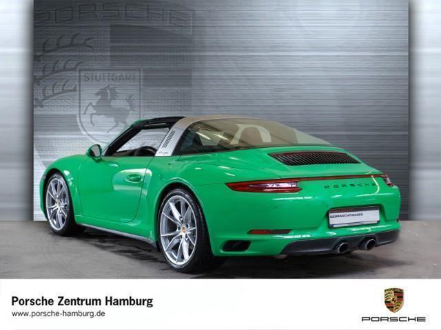 Verkauft Porsche 911 Targa 4 991 3 0 V Gebraucht 2017 3 100 Km In
