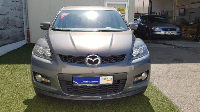 verkauft mazda cx 7 gebraucht 2009 km in eching autouncle. Black Bedroom Furniture Sets. Home Design Ideas