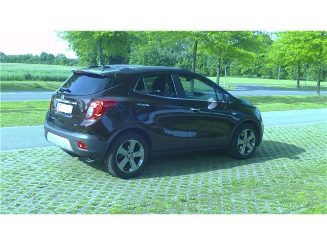 verkauft opel mokka 1 7 cdti automatik gebraucht 2014 km in rheine. Black Bedroom Furniture Sets. Home Design Ideas