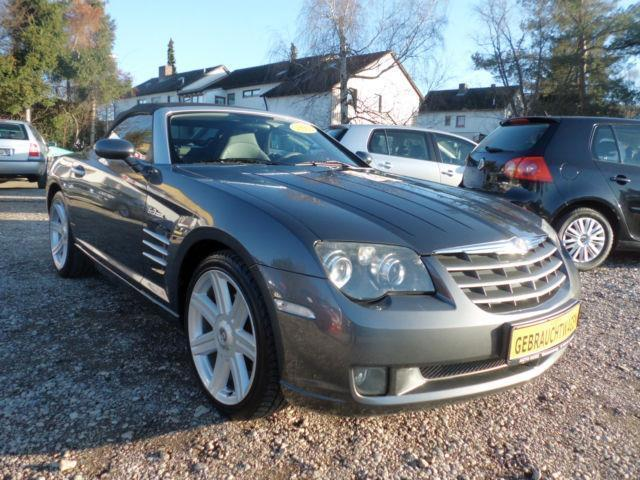 verkauft chrysler crossfire roadster a gebraucht 2005 km in weissenburg. Black Bedroom Furniture Sets. Home Design Ideas