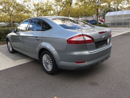verkauft ford mondeo titanium sonderau gebraucht 2008 km in endenich. Black Bedroom Furniture Sets. Home Design Ideas
