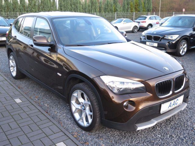 verkauft bmw x1 xdrive20d automatik 1 gebraucht 2009. Black Bedroom Furniture Sets. Home Design Ideas
