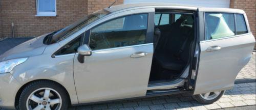verkauft ford b max 1 6 aut titanium gebraucht 2013 km in wenden. Black Bedroom Furniture Sets. Home Design Ideas