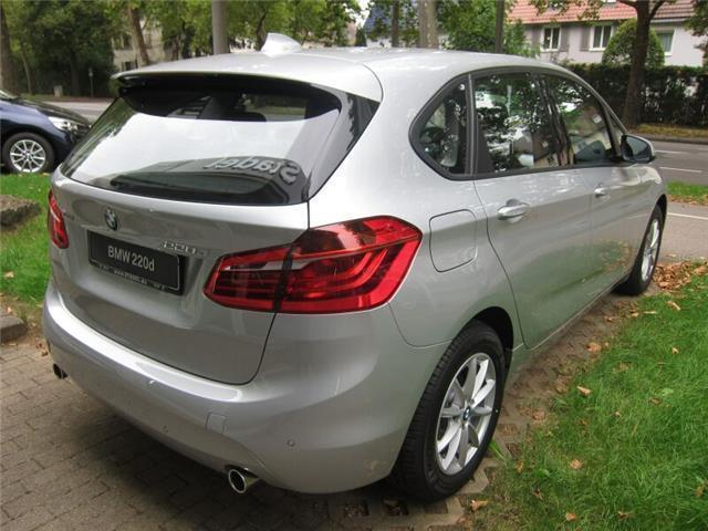 verkauft bmw 220 active tourer d xdriv gebraucht 2015 15 km in heilbronn. Black Bedroom Furniture Sets. Home Design Ideas