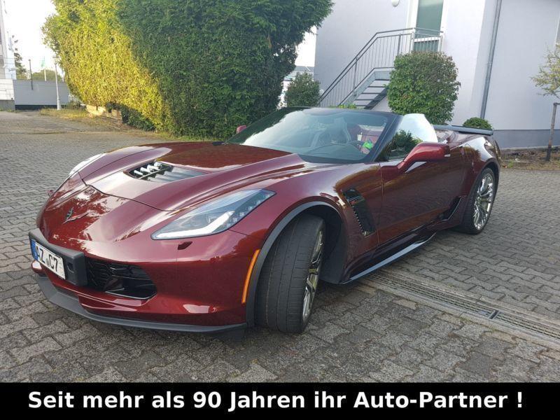 verkauft corvette z06 cabrio chromfelg gebraucht 2017 8. Black Bedroom Furniture Sets. Home Design Ideas