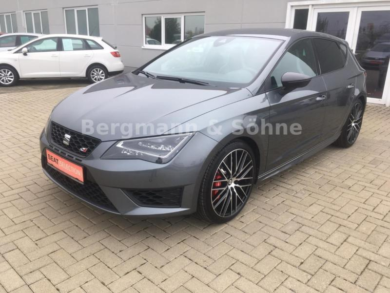 seat leon cupra 290 performance paket modifizierte. Black Bedroom Furniture Sets. Home Design Ideas
