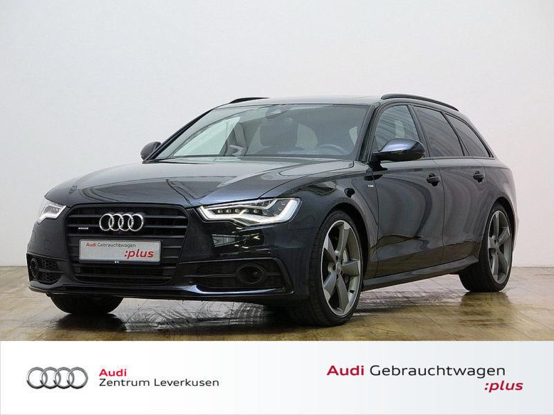 gebraucht Audi A6 Avant 3.0 TDI quattro S line TIPTR LED HUD - Klima,Schiebedach,Sitzheizung,Alu,Servo,Standheizung,AHK,