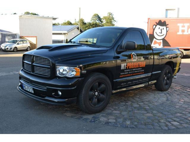 verkauft dodge ram rumble bee gebraucht 2005 km in hockenheim. Black Bedroom Furniture Sets. Home Design Ideas