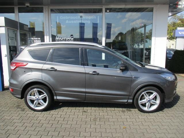verkauft ford kuga individual 4x4 le gebraucht 2014 km in recklinghausen. Black Bedroom Furniture Sets. Home Design Ideas