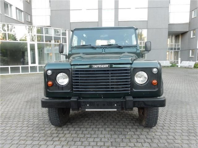 verkauft land rover defender 90 tdi gebraucht 1997 km in wiehl. Black Bedroom Furniture Sets. Home Design Ideas